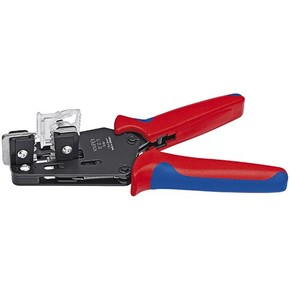 Прецизионный вороненый инструмент Knipex для удаления изоляции, 195 мм