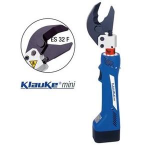Кабелерез электрогидравлический аккумуляторный Klauke es32fml для особогибкого кабеля (klkES32FML)