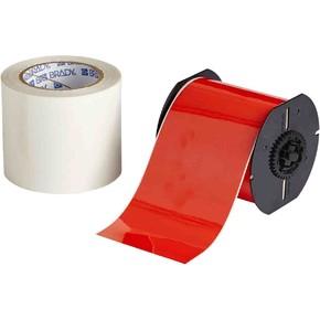 Комплект Brady для создания напольной маркировки: B-483, B-634, 101 мм * 30,40 м, красный (BBP35/37)