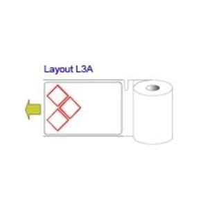 Этикетки вырубные для bbp31/33/35/37 B30-230-423-HSIDL2