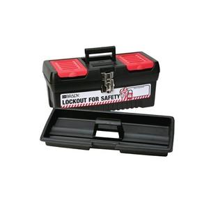 Ящик для loto оборудования инструментальный Brady средний, 200x410x185 мм