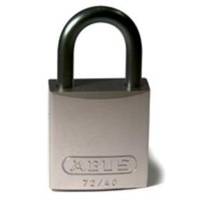 Замок безопасности с удлиненным корпусом Brady стальная дужка: цвет 6 замков, оранжевый, 6.5 мм, 38 мм, 19.5x122x38 мм, 1, Комплект
