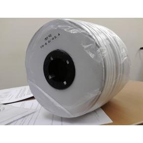 Самоклеющаяся лента MAX LM-TP305W для принтера LM390, 5 мм × 8 м, белая