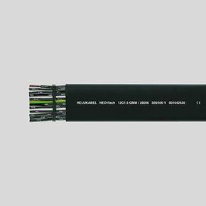 Плоский кабель Helukabel NEO FLACH 4 1,5 мм