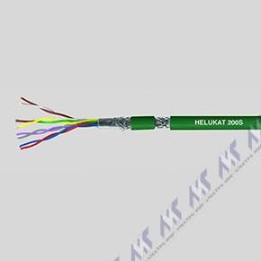 Кабель передачи данных Helukabel HELUKAT 200 S FTP