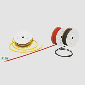 Термоусадочная трубка Helukabel Schrumpfschlauch SPSP, жёлтый 4,8/0,5 мм, 20 м в катушке