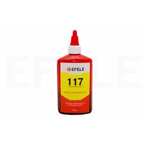 EFELE 117 - Анаэробный фиксатор резьбы средней прочности (Флакон, 50 мл)