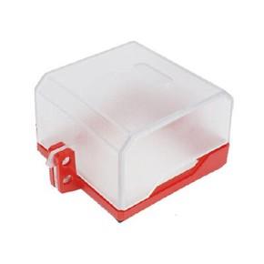 Блокиратор кнопок квадратный большой. Размер: 74x74 мм.