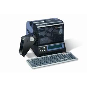 Промышленная машина SP6600 с ПО WinSign NG, красящей чёрной лентой, 200 м, проводом для связи с ПК и резаком