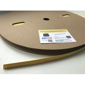 ТрубкаТУТНГ «Русмарк»,премиум,8,0-4,0мм,2:1, жёлтая, 100м