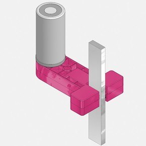 Щетка для лифта Simalube 16-32 мм (sml290.2044)