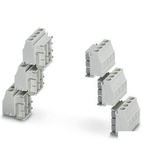 Клеммные блоки для печатного монтажа MKDSO 2,5/4-6 SET KMGY