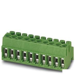 Клеммные блоки для печатного монтажа PT 1,5/ 8-PH-3,5