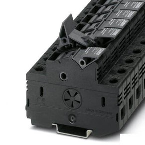 Клеммы для установки предохранителей UK 10,3-CC HESILED N 600 2POL