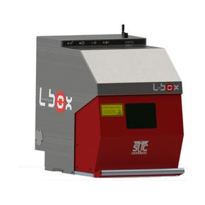 sicLBOX2e-30W - Стационарный лазерный маркиратор LBOX2e, окно 100х100мм, мощность 30Вт, необходим ПК
