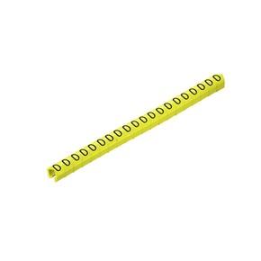 Маркировка кабеля CableLine 3-4мм (3x5.5мм, желтый) CLI/O/20/3/GE/SW/5/MP