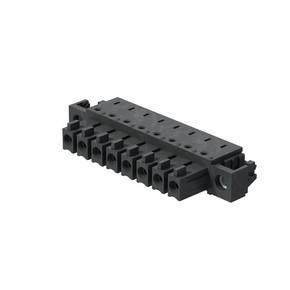 розеточная колодка (фланец под пайку обратный) 3.81 mm BCL/SMT/3.81/03/90LFI/1.5SN/BK/BX