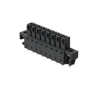 розеточная колодка (фланец под пайку обратный) 3.81 mm BCL/SMT/3.81/12/180LFI/1.5SN/BK/BX