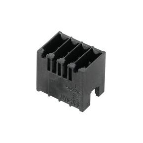 Штырьковый соединитель (бок закрыт) 3.50 mm S2C/SMT/3.50/12/180G/1.5SN/BK/BX