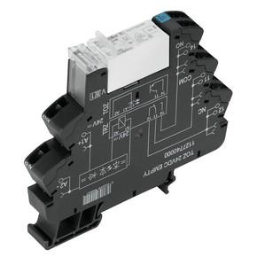 Релейный модуль TERMSERIES TRZ/24VDC/1NO/HC