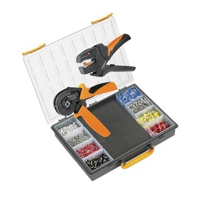 Инструмент для обжима: PZ 10 SQR CRIMPSET/PZ/10/SQR/D