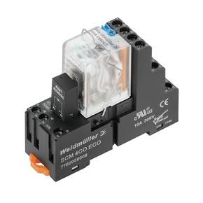Релейный модуль D-SERIES DRM DRMKIT/220VDC/2CO/LD/PB