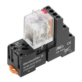Релейный модуль D-SERIES DRM DRMKIT/230VAC/2CO/LD/PB