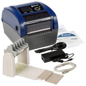 brd198594 - Промышленный принтер BBP12 с резаком, ПО WorkStation для маркировки кабеля и провода (PW