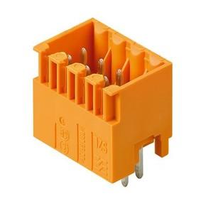Штырьковый соединитель (бок закрыт) 3.50 mm S2L/3.50/12/180G/3.5SN/OR/BX