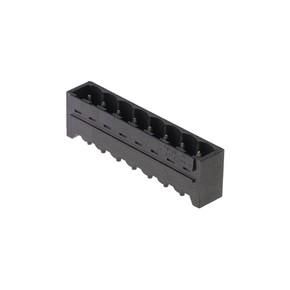Штырьковый соединитель (бок закрыт) 5.08 mm SL/SMT/5.08HC/16/180G/3.2SN/BK/BX