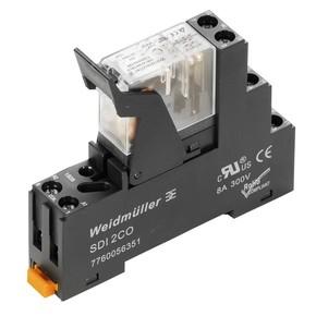 Релейный модуль D-SERIES DRI DRIKIT/24VDC/2CO/LD