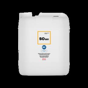 Масло цепное с пищевым допуском h1 Efele so-881 термостойкое (efl0091471)