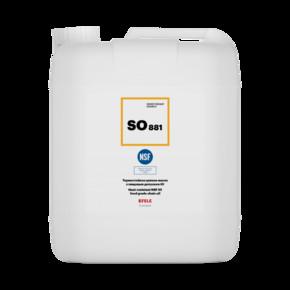 Масло цепное термостойкое с пищевым допуском h1 Efele so-881 (efl0091174)