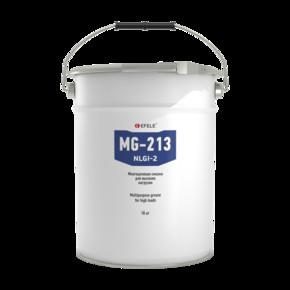 Пластичная смазка с ep присадками литиевый комплекс Efele mg-213 (efl0091273)