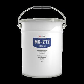 EFELE MG-212 - Пластичная смазка с EP присадками и дисульфидом молибдена (Ведро, 18кг)