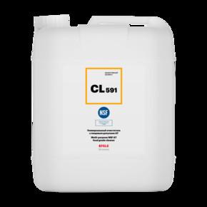 Очиститель универсальный с пищевым допуском a7 Efele cl-591 (efl0091617)