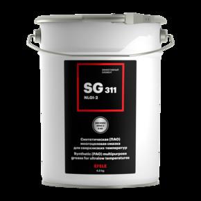 Смазка пластичная для сверхнизких температур Efele sg-311 (efl0091433)