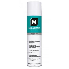 Покрытие Molykote PTFE-N-UV, Аэрозоль 400мл