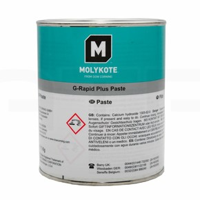 Паста Molykote G-Rapid Plus, Банка 1кг