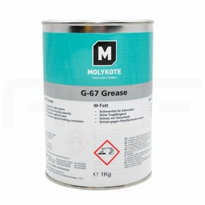 Смазка Molykote G-67, Банка 1кг