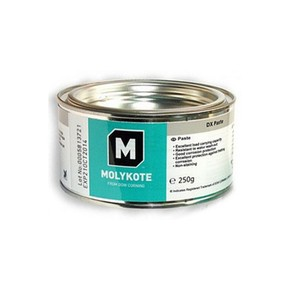 Molykote DX Paste - смазочная паста, банка 250г