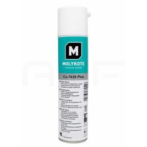 Molykote Cu-7439 - смазочная паста, аэрозоль 400мл