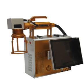 Лазерный портативный маркиратор Rusmark FLMM-C01 30Вт, окно 110*110мм (с ПК)