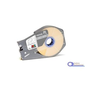 РТ-1106Y - Лента самоклеющаяся пленочная для принтеров Canon, Partex, 6мм*30м, желтая