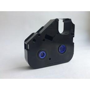 Риббон «Русмарк» в кассете для принтеров Canon MK-2500, MK-2600, Partex PROMARK T-1000, премиум, оригинал от Canon (замена МК-RS100B), чёрный, 100 м