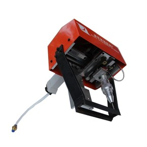 Портативный электрический ударно-точечный маркиратор RUSMARK EMK-EC01, без экрана, ПО Kingmark, окно 110*20мм