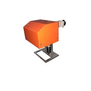 Портативный электрический ударно-точечный маркиратор RUSMARK EMK-GC01, LCD экран, TX7, окно 80*40мм