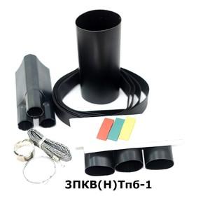 Муфта концевая с 3 токопроводящими жилами на кабель до 1 кв с броней Berman 3пкв(н)тпб-1-70/120 (ber00075)