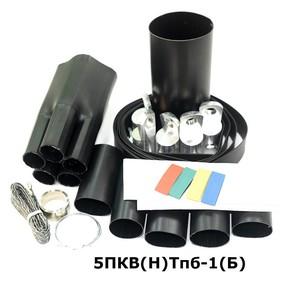 Муфта концевая с 5 токопроводящими жилами на кабель до 1 кв с броней Berman муфта 5пкв(н)тпб-1-150/240(б) (ber00096)