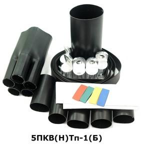 Муфта концевая с 5 токопроводящими жилами до 1 кв без брони Berman 5пкв(н)тп-1-16/25(б) без брони (ber00125)